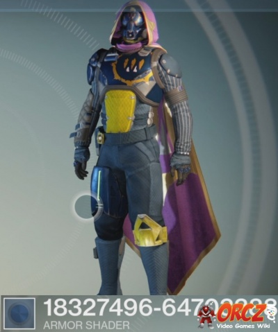 The Shader 18327496-64703388 in Destiny.