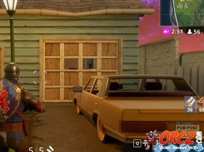 Fortnite Battle Royale Garage Orcz Com The Video Games