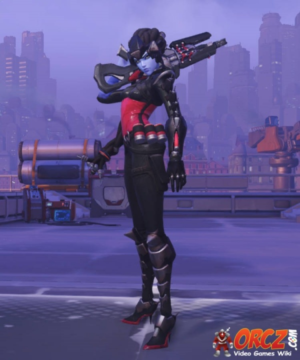 overwatch widowmaker skins