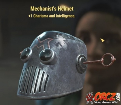 how to get mechanist armor
