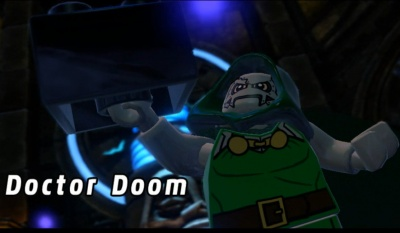 Lego Marvel Super Heroes Doctor Doom Orczcom The Video Games Wiki