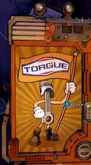 torgue vending machine