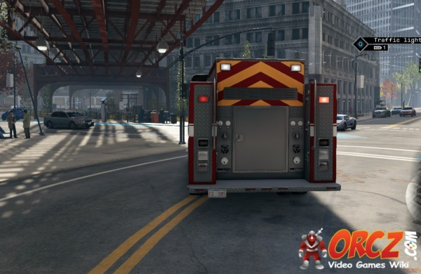 Watch Dogs: Fire Truck - Orcz com, The Video Games Wiki