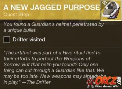 Destiny 2 A New Jagged Purpose The Draw Orcz Com The Video