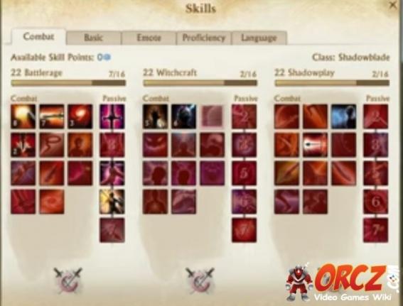 Archeage Shadowblade Orcz Com The Video Games Wiki