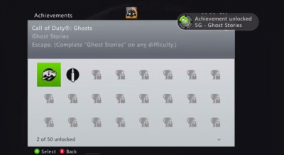 Call of Duty Ghosts: Ghost Stories Achievement - Orcz.com, The ...