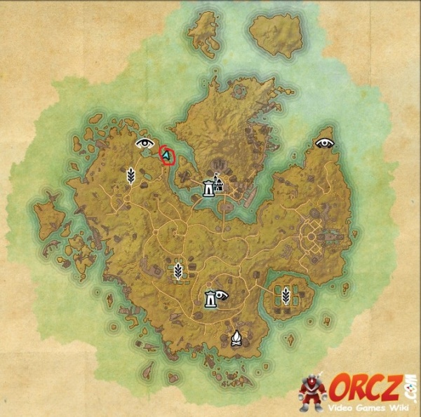 Eso Khenarthi S Roost Ce Treasure Map Ii Orcz Com The