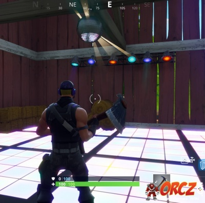 Fortnite Battle Royale Dance Floor Orcz Com The Video