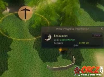 Black Desert Online: Excavation Node - Orcz com, The Video Games Wiki