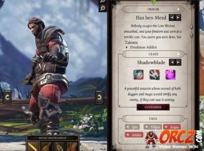 Divinity Original Sin 2: Origin Character - Orcz com, The