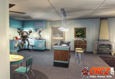 Fallout 4 Protagonist S House Orcz Com The Video Games