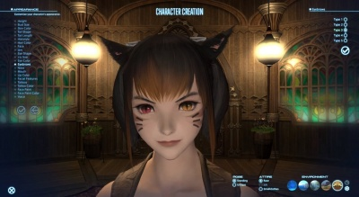 FFXIV ARR: Character Creation - Orcz com, The Video Games Wiki
