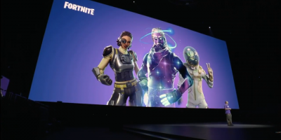 Delightful Galaxy Skin Shown At The Samsung Event. Play On A Note 9 Or Tab S4 To Get  The Skin
