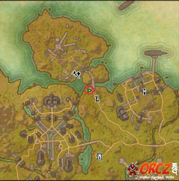 ESO: Auridon Treasure Map VI - Orcz.com, The Video Games Wiki