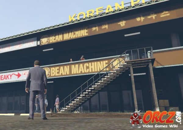 gta v bean machine locations