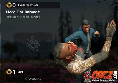 Far Cry New Dawn More Fist Damage Orcz Com The Video Games Wiki
