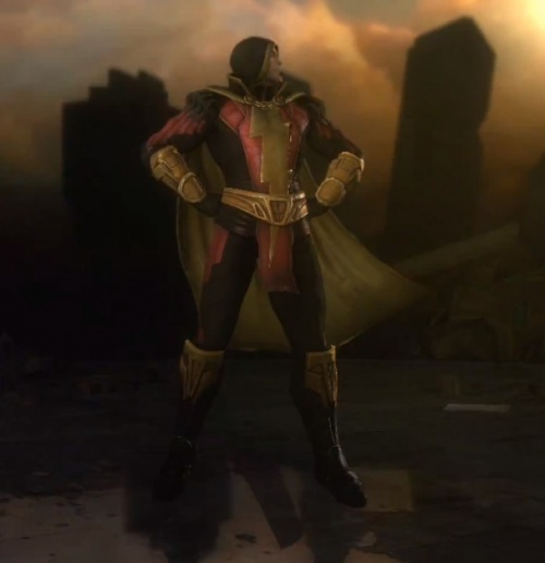 Rate This Characters Costume Day 5 Regime Shazam