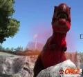 how to kill an alpha rex ark