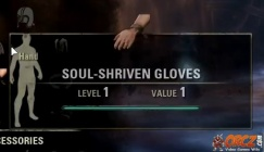 Soulshriven Gloves