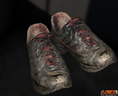 DayZ Standalone: Jogging Shoes , The Video Games Wiki