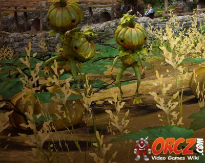 Black Desert Online: Weird Pumpkin - Orcz com, The Video