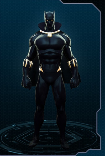 Marvel Heroes Black Panther Wakandan Tech Costume , Orcz.com, The Video  Games Wiki