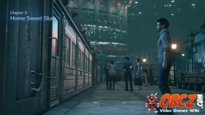 Final Fantasy 7 Remake Shinra Responds Home Sweet Slum Orcz Com The Video Games Wiki
