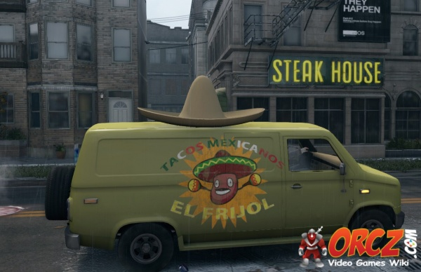 10 Passenger Vehicles >> Watch Dogs: Landrock Van 1500 Taco Truck - Orcz.com, The ...