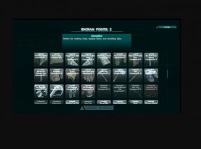 Ark survival evolved engrams chart orcz the video games wiki malvernweather Gallery