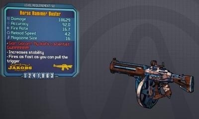 Hammer buster