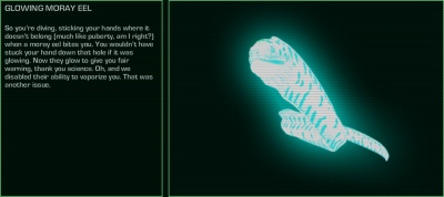 Far Cry 3 Blood Dragon: Glowing Moray Eel - Orcz.com, The ...