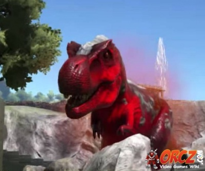 ARK Survival Evolved: Alpha T Rex   Orcz.com, The Video Games Wiki