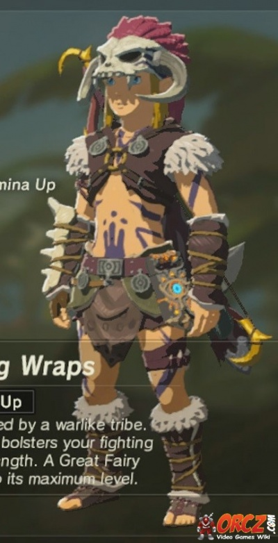 how to get links armor in breath of the wild