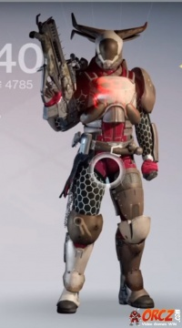 Challenge of the Elders Armor