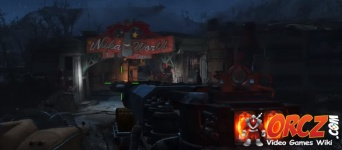 how to turn on nuka world power