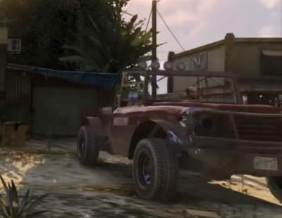 GTA V: Trevor's Garage - Orcz com, The Video Games Wiki