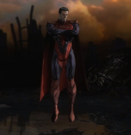 Related Keywords & Suggestions for injustice superman costumes