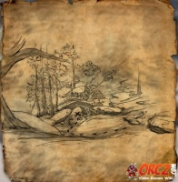 Bleakrock Treasure Map I