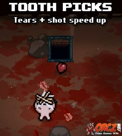 binding of isaac rebrith item guide