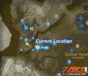breath of the wild all fairy fountains