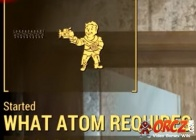 What Atom Requires