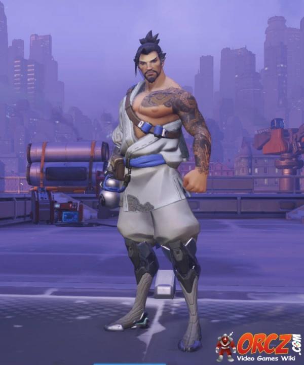 hanzo overwatch skins