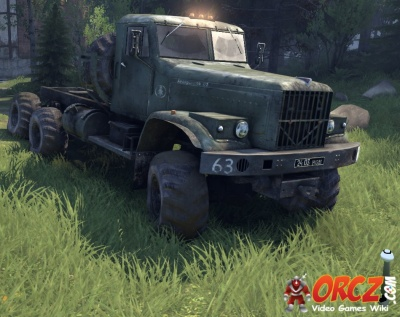 Spintires Type C 255 Truck Orcz Com The Video Games Wiki