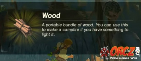 breath of the wild wood the video games wiki. Black Bedroom Furniture Sets. Home Design Ideas