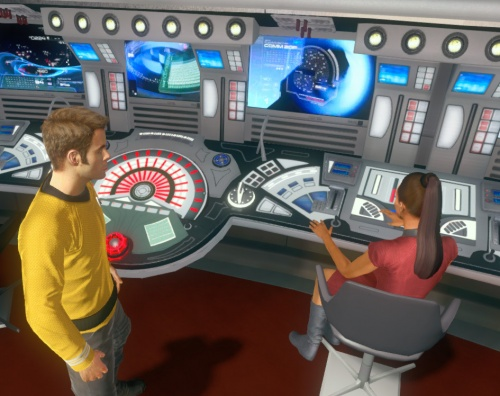 star trek enterprise video game