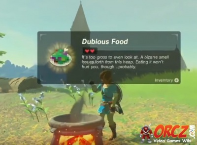Breath of the wild dubious food orcz the video games wiki forumfinder Choice Image