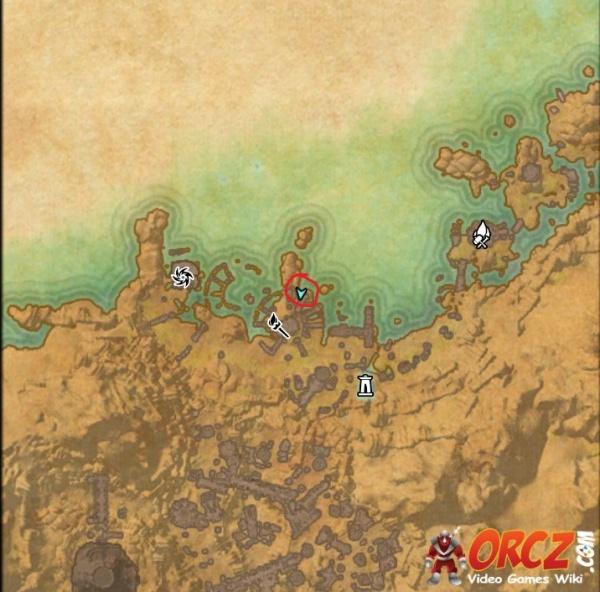 Eso Rivenspire Treasure Map Vi Orcz Com The Video