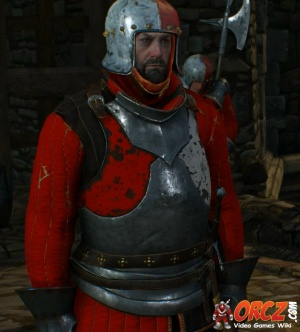 Witcher 3 oxenfurt redanian soldier orcz com the video games