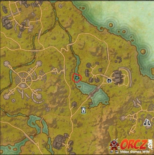 ESO Auridon Treasure Map V Orcz The Video Games Wiki