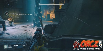 Destiny Sword Of Crota Orczcom The Video Games Wiki